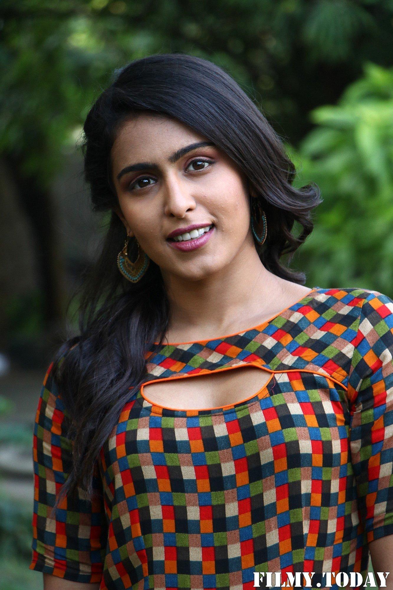 Samyuktha Hegde - Pappy Tamil Movie Press Meet Photos   Picture 1688731