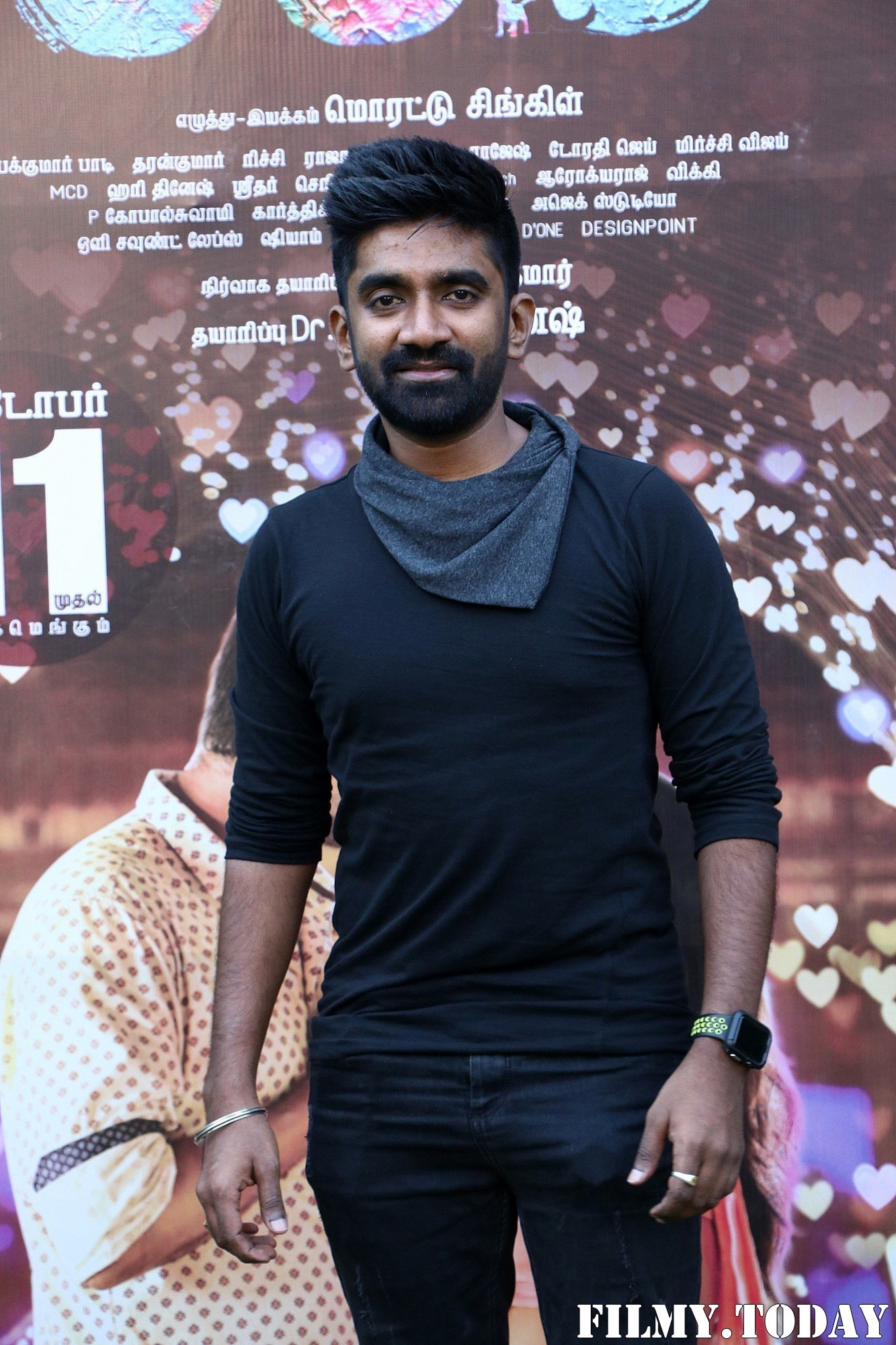 Pappy Tamil Movie Press Meet Photos | Picture 1688720