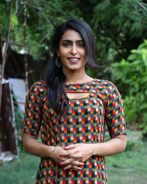 Samyuktha Hegde - Pappy Tamil Movie Press Meet Photos | Picture 1688724