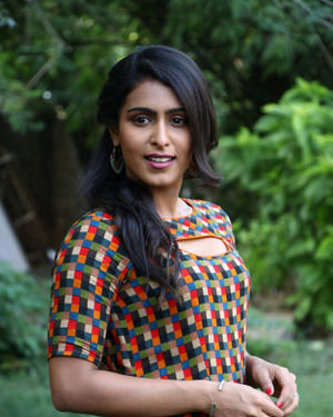 Samyuktha Hegde - Pappy Tamil Movie Press Meet Photos | Picture 1688729