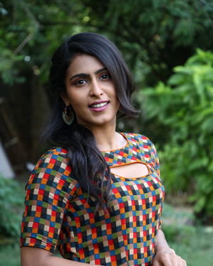 Samyuktha Hegde - Pappy Tamil Movie Press Meet Photos | Picture 1688730