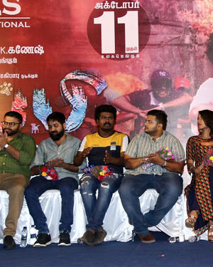 Pappy Tamil Movie Press Meet Photos | Picture 1688746