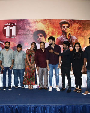 Pappy Tamil Movie Press Meet Photos