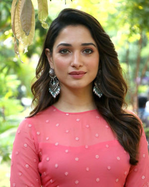Tamanna Bhatia - Petromax Movie Press Meet Photos