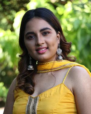 Srushti Dange - Rajavukku Check Movie Audio Launch Photos