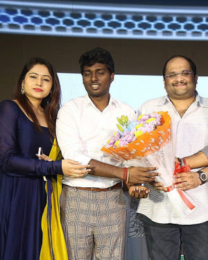 Whistle Movie Pre Release Event At Hyderabad Photos