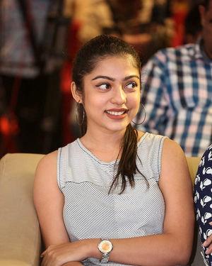 Varsha Bollamma - Whistle Movie Pre Release Event At Hyderabad Photos