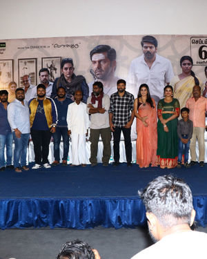 Magamuni Movie Press Meet Photods