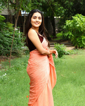 Mahima Nambiar - Magamuni Movie Press Meet Photods | Picture 1680386