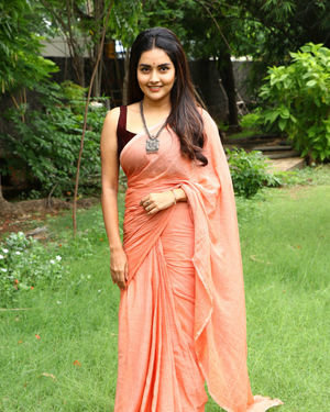 Mahima Nambiar - Magamuni Movie Press Meet Photods | Picture 1680382