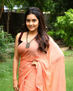 Mahima Nambiar - Magamuni Movie Press Meet Photods | Picture 1680390