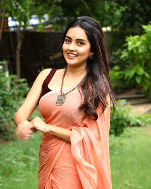 Mahima Nambiar - Magamuni Movie Press Meet Photods | Picture 1680389