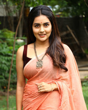 Mahima Nambiar - Magamuni Movie Press Meet Photods | Picture 1680383