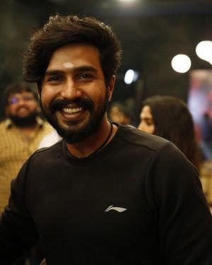 Vishnu Vishal - FIR Tamil Movie Pooja Photos