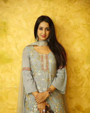 Sanjjanna Galrani - Vijay TV Fame Ramar Movie Pooja Photos | Picture 1680498