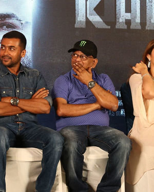 Kaappaan Movie Press Meet Photos | Picture 1682422
