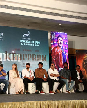 Kaappaan Movie Press Meet Photos | Picture 1682423