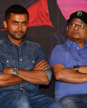 Kaappaan Movie Press Meet Photos | Picture 1682407