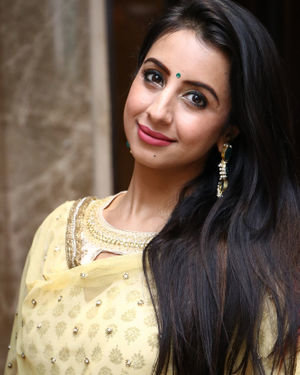 Sanjjanna Galrani - Launch Of Iru Dhuruvam Tamil Web Series Photos