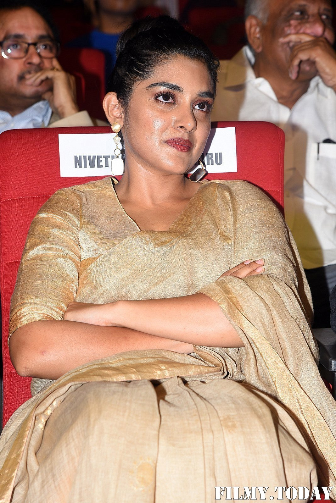 Nivetha Thomas - Darbar Movie Pre Release Event At Hyderabad Photos | Picture 1712359