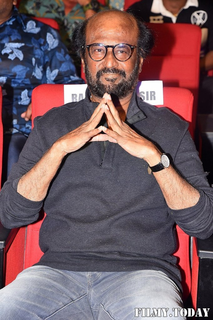 Rajinikanth - Darbar Movie Pre Release Event At Hyderabad Photos   Picture 1712354