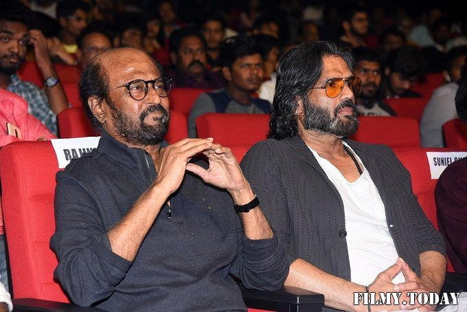 Darbar Movie Pre Release Event At Hyderabad Photos | Picture 1712362