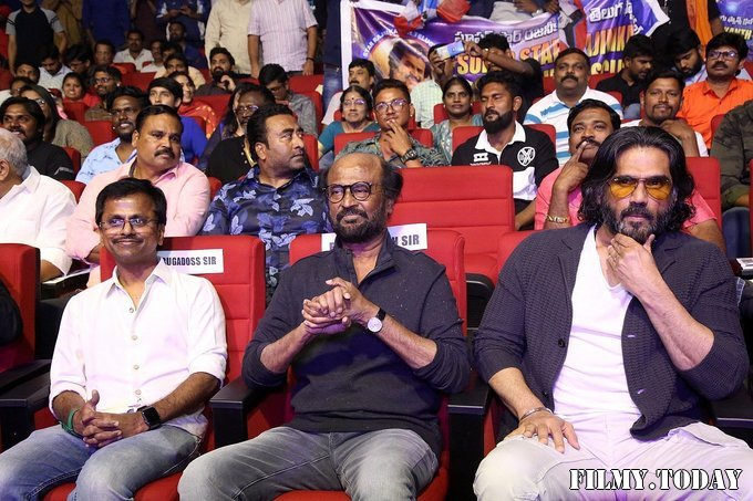 Darbar Movie Pre Release Event At Hyderabad Photos   Picture 1712382