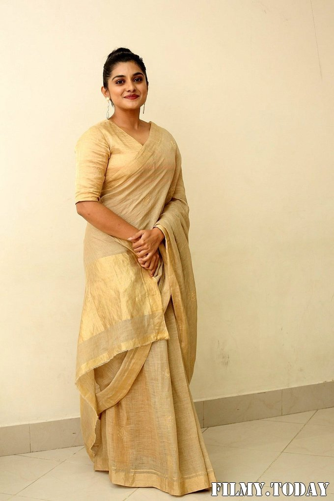 Nivetha Thomas - Darbar Movie Pre Release Event At Hyderabad Photos | Picture 1712289
