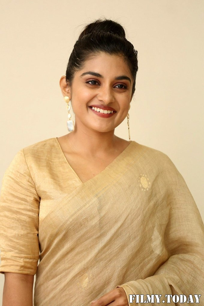 Nivetha Thomas - Darbar Movie Pre Release Event At Hyderabad Photos | Picture 1712380