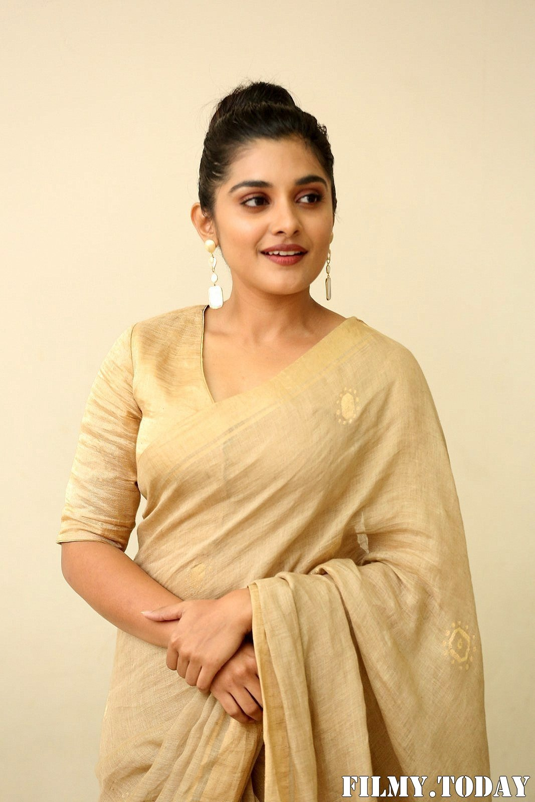 Nivetha Thomas - Darbar Movie Pre Release Event At Hyderabad Photos   Picture 1712299