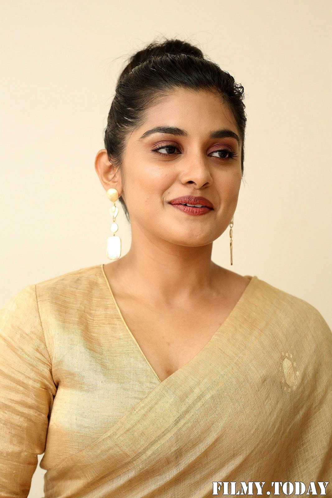 Nivetha Thomas - Darbar Movie Pre Release Event At Hyderabad Photos | Picture 1712286