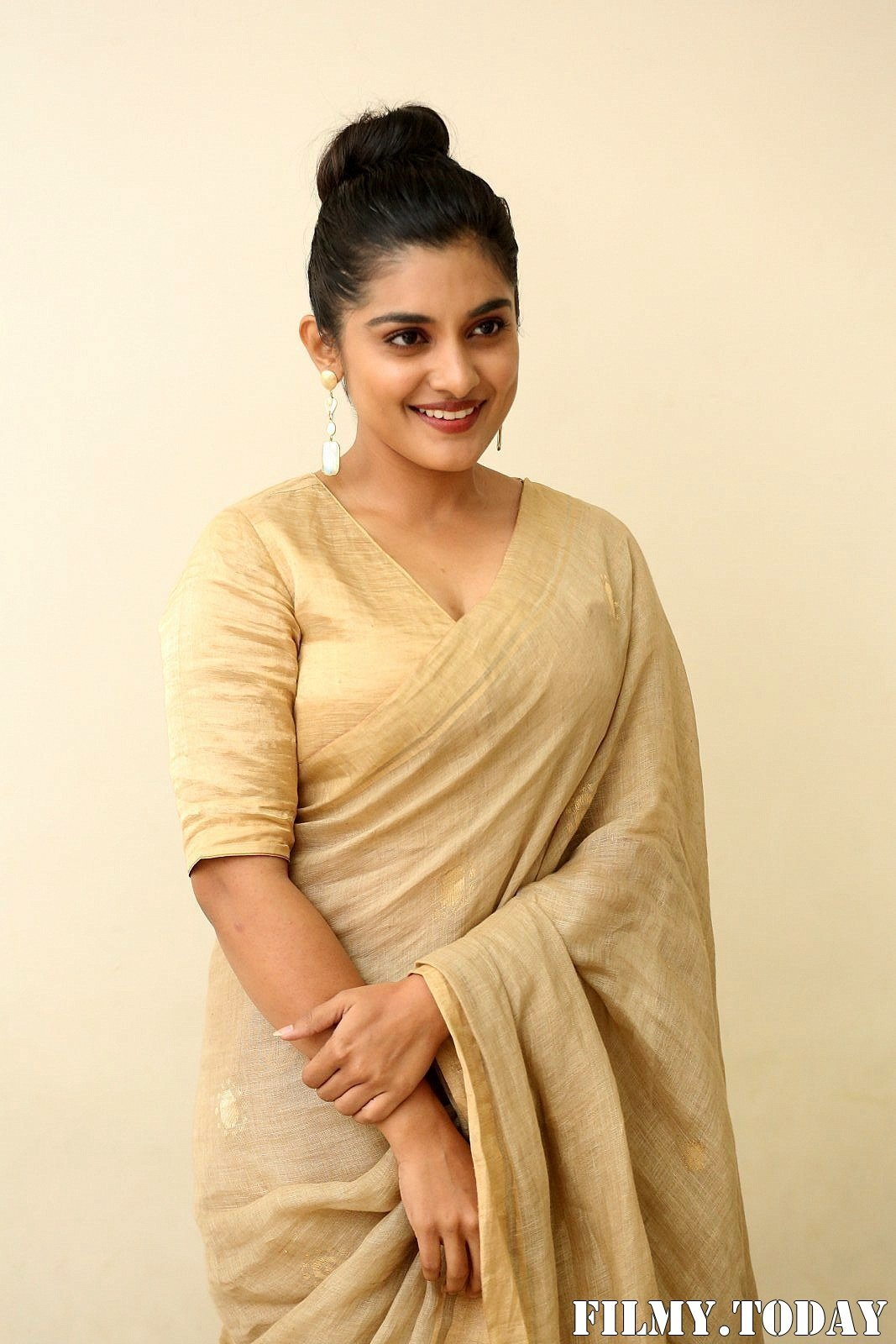Nivetha Thomas - Darbar Movie Pre Release Event At Hyderabad Photos | Picture 1712284