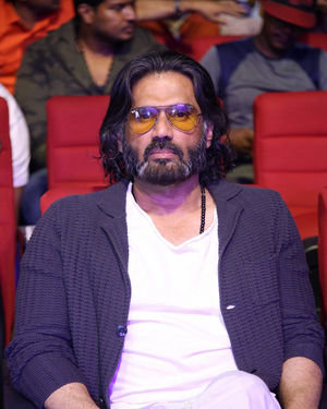 Sunil Shetty - Darbar Movie Pre Release Event At Hyderabad Photos | Picture 1712318