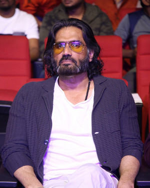 Sunil Shetty - Darbar Movie Pre Release Event At Hyderabad Photos | Picture 1712317