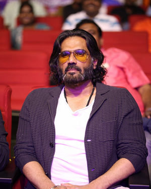 Sunil Shetty - Darbar Movie Pre Release Event At Hyderabad Photos | Picture 1712341