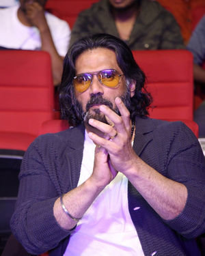 Sunil Shetty - Darbar Movie Pre Release Event At Hyderabad Photos | Picture 1712316