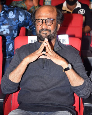 Rajinikanth - Darbar Movie Pre Release Event At Hyderabad Photos | Picture 1712352