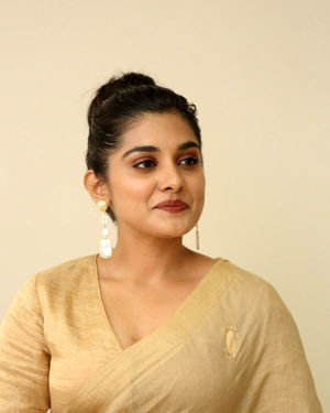 Nivetha Thomas - Darbar Movie Pre Release Event At Hyderabad Photos | Picture 1712275