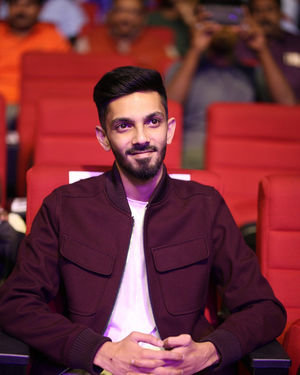 Anirudh Ravichander - Darbar Movie Pre Release Event At Hyderabad Photos