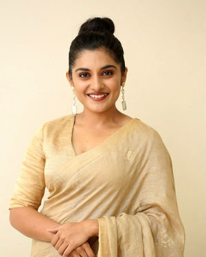 Nivetha Thomas - Darbar Movie Pre Release Event At Hyderabad Photos | Picture 1712277