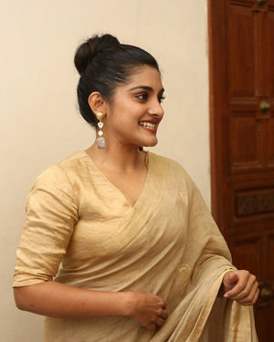 Nivetha Thomas - Darbar Movie Pre Release Event At Hyderabad Photos | Picture 1712253