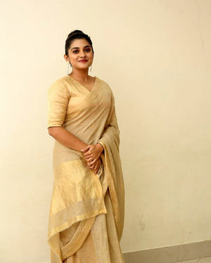 Niveda Thomas - Darbar Movie Pre Release Event At Hyderabad Photos | Picture 1712289