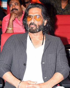 Sunil Shetty - Darbar Movie Pre Release Event At Hyderabad Photos | Picture 1712353