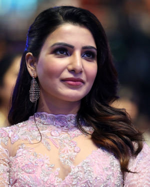 Samantha Akkineni - Zee Tamil Awards 2020 Photos