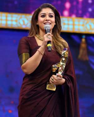 Nayanthara - Zee Tamil Awards 2020 Photos | Picture 1712386