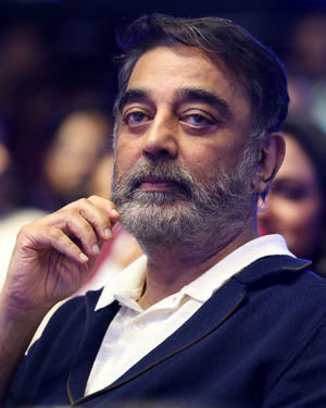 Kamal Hassan - Zee Tamil Awards 2020 Photos