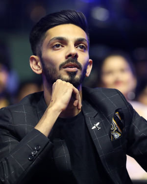 Anirudh Ravichander - Zee Tamil Awards 2020 Photos