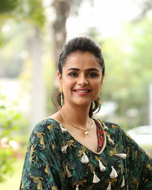Prachi Tehlan - Mamangam Telugu Movie Trailer Launch Photos | Picture 1704486