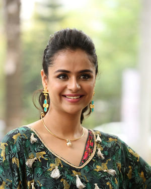 Prachi Tehlan - Mamangam Telugu Movie Trailer Launch Photos | Picture 1704483