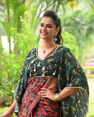 Prachi Tehlan - Mamangam Telugu Movie Trailer Launch Photos | Picture 1704537